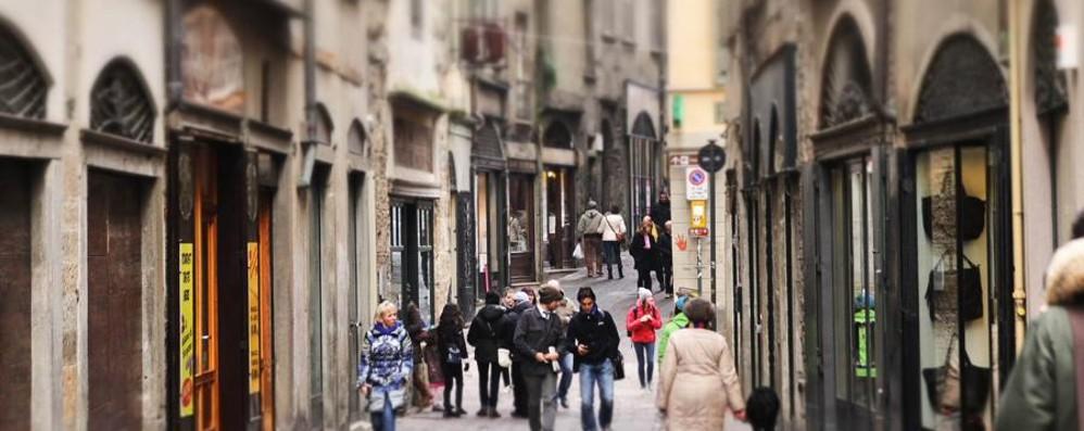 Il centro e Città Alta si spopolano Bergamo invecchia - Infografica