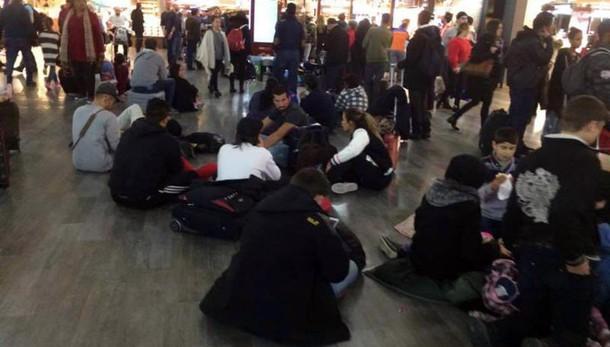 Italiani in Turchia, ripresi primi voli