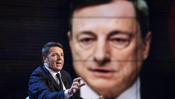 Politici spiati: anche Renzi e Draghi