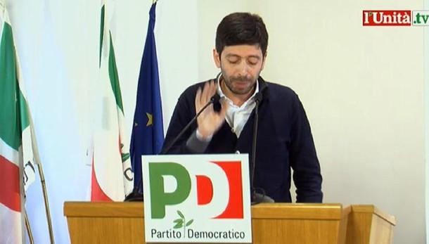 Speranza, Renzi sconfitto. Ora si cambi