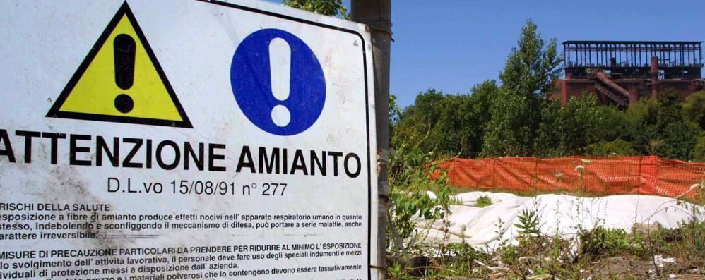 Droni per mappare l'amianto  Bergamo apripista del progetto
