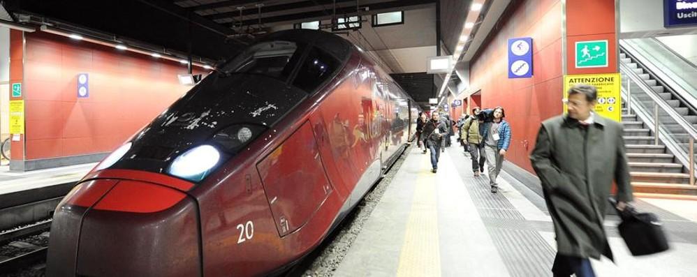 Steward, hostess e operatori d'impianto Italo cerca personale: 160 nuovi impieghi