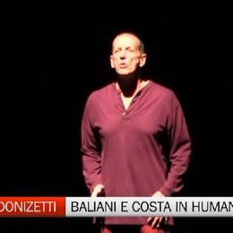 Teatro Donizetti. I conflitti dell'immigrazione in Human