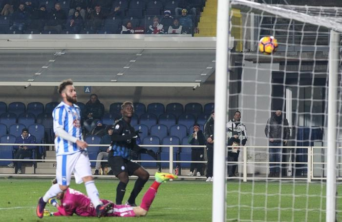 In Coppa Italia contro il Pescara