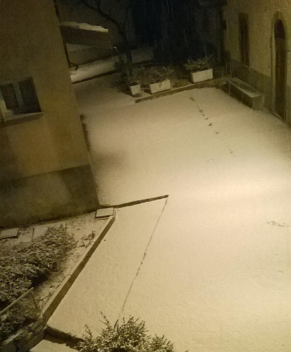 Neve a Berbenno