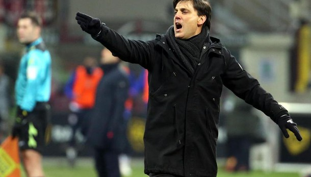 Milan: Montella, grandissima partita