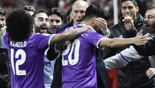 Spagna: 3-3, record imbattibilità Real