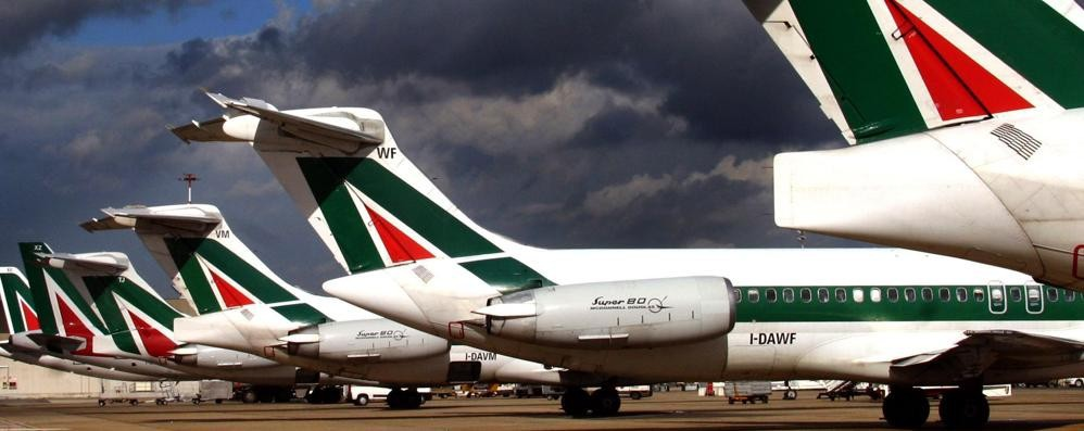 Alitalia risponda alle sfide del mercato