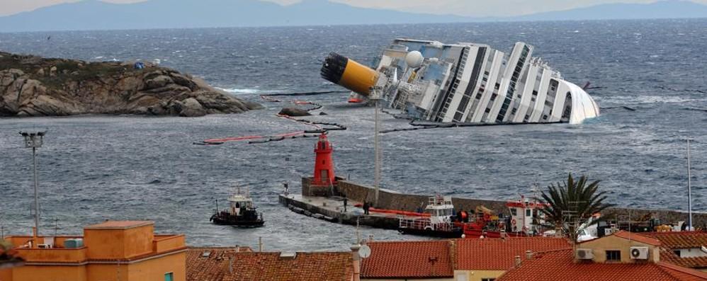 Costa Concordia, 5 anni fa la tragedia Schettino attende la Cassazione - Audio