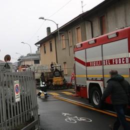 Fuga di gas di fronte alla materna  Presezzo, 100  bambini evacuati