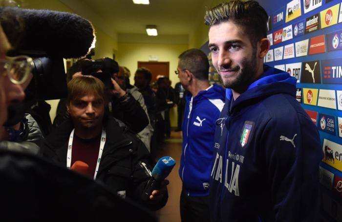 Gagliardini, fresco di passaggio all'Inter