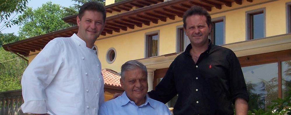 Bergamo, il nuovo Alberghiero porterà il nome di Vittorio Cerea