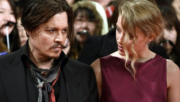 Chiuso divorzio Johnny Depp-Amber Heard