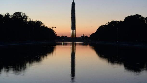 Marcia a Washington per Obama e Mlk