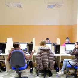 Ornica, il Comune apre un call center Nuovi posti di lavoro in montagna