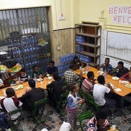Volontariato e migranti Corso di formazione della Caritas