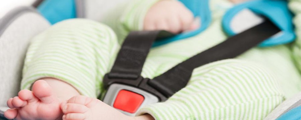 orologio vendita outlet altamente elogiato Sicurezza dei bambini in macchina Ecco le nuove norme sui ...
