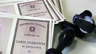 Ecco la carta d\'identità elettronica - Foto Impronte digitali e ...