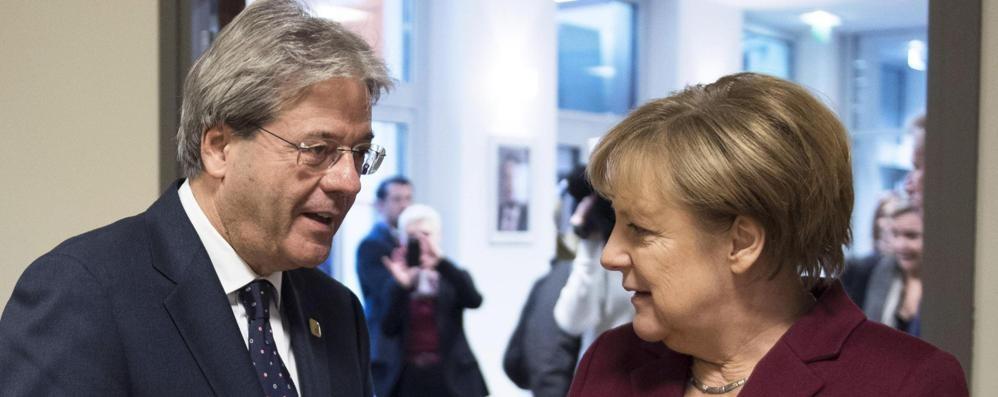 Germania e Italia Partner necessari