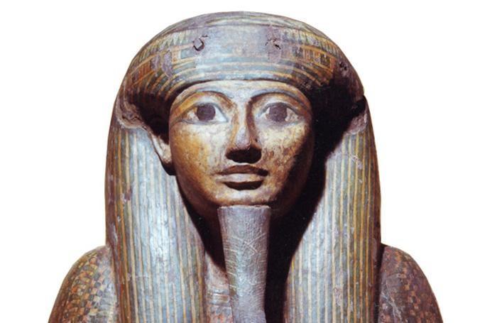 Il sarcofago egizio di Ankhekhonsu
