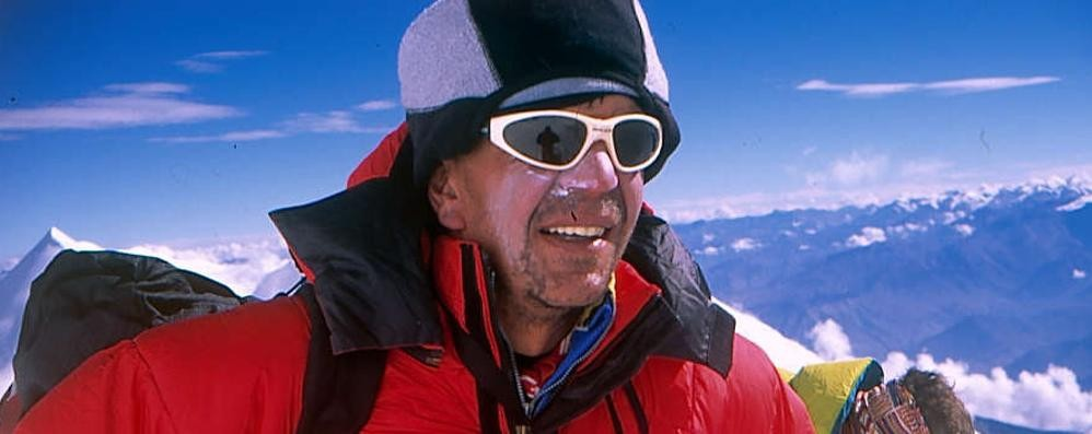 Mario Merelli, l'alpinista generoso Fu eroico in quota, ma anche nella vita