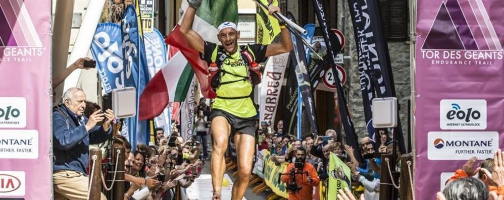 Oliviero Bosatelli atleta dell'anno 2016 Re dopo 75 ore di corsa – Guarda il video