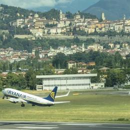 Aeroporti, l'Italia continua a volare Orio terzo dietro Fiumicino e Malpensa