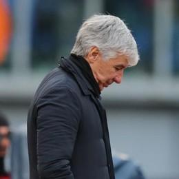 Atalanta: Gasperini fermo due turni  Ma quest'anno i giocatori fanno i bravi