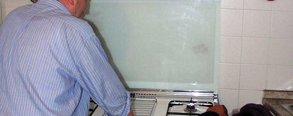 Truffa anziano con i rilevatori del gas Denunciato un 28enne venditore