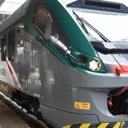 Borsa sospetta sul treno Scatta l'allarme bomba