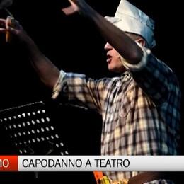 Capodanno, teatro protagonista con Bertolino e l'Operetta