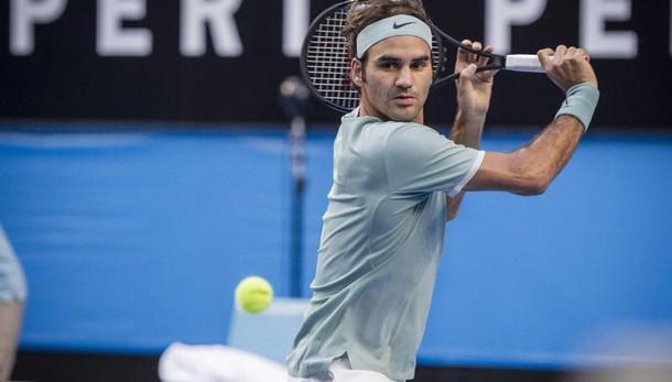 Hopman Cup: Federer torna e vince