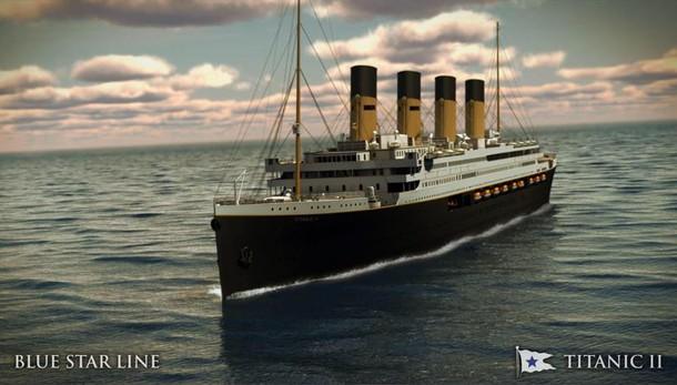 'Il Titanic affondò per un incendio'