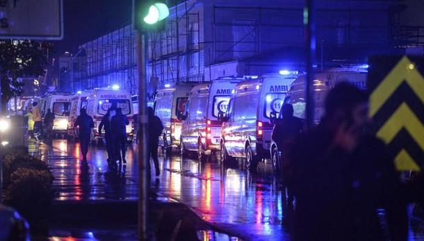 Istanbul: tv, italiani ok ma provati