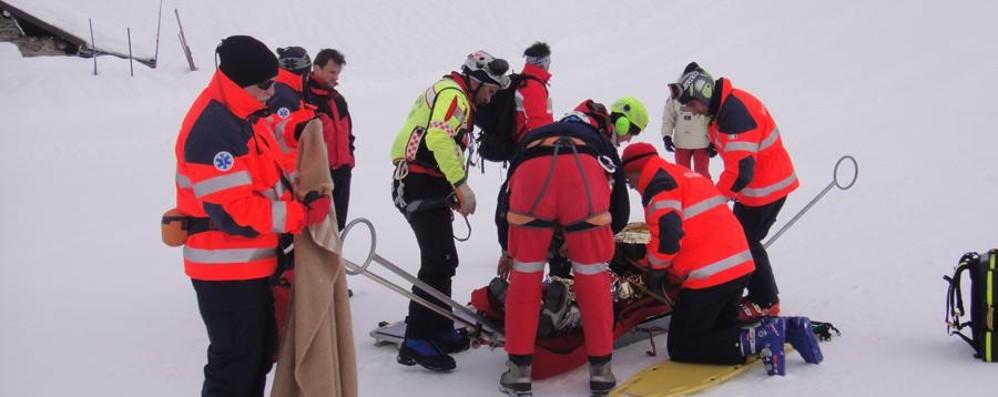 Morto il 15enne ricoverato a Bergamo Dopo malore sulle piste all'Aprica