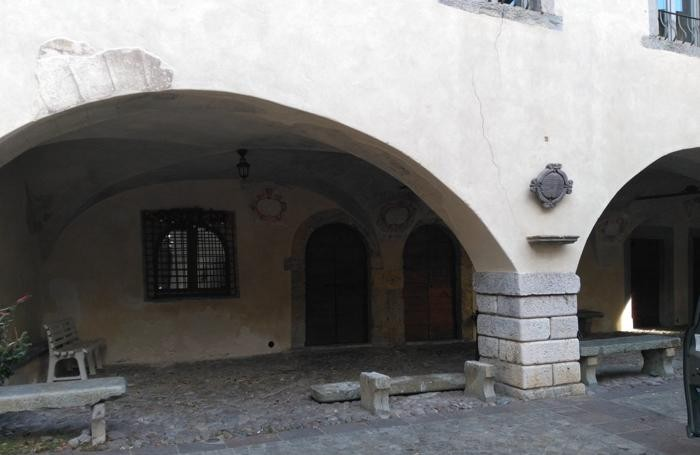 Il raid vandalico a Vilminore