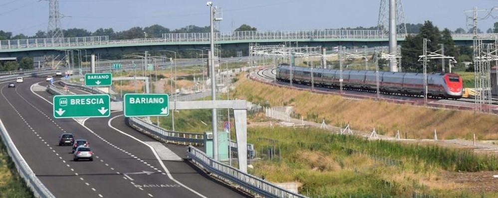 Brebemi, il traffico aumenta del 25% Entro l'anno collegamento con l'A4