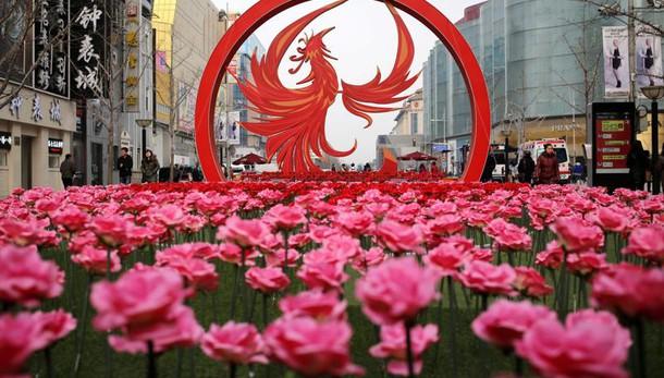 Cina: pil 2016 +6,7%, +6,8 IV trimestre