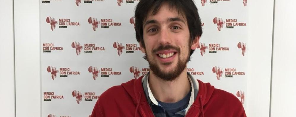 Luca, giovane medico di frontiera «La specializzazione? In Sud Sudan»
