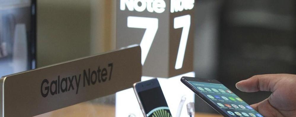 Samsung ha risolto l'enigma Ecco perchè i Galaxy Note 7 esplodono