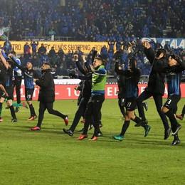 Atalanta, tre punti d'oro contro la Samp Ci pensa il caro «vecchio» Gomez