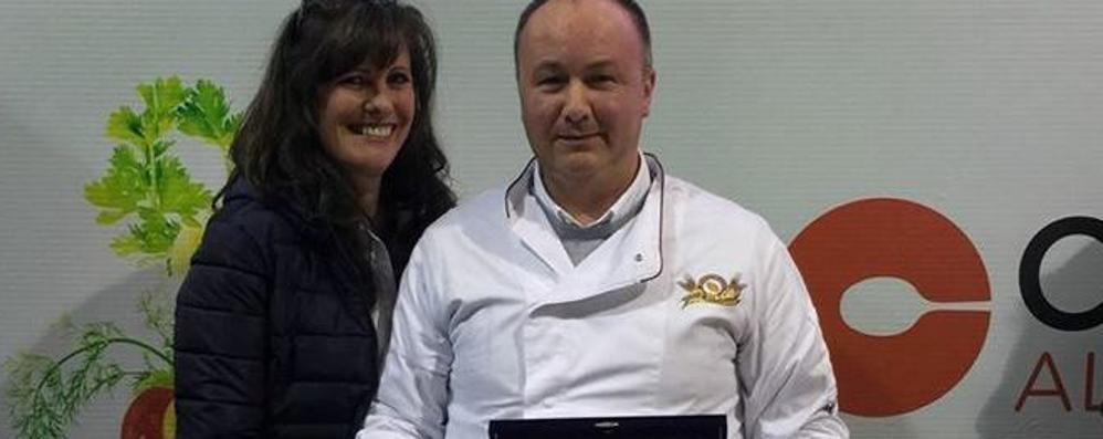 «Il pane di Alex&Sylvia» made in Casnigo  Giacomo Zucca trionfa a Rimini