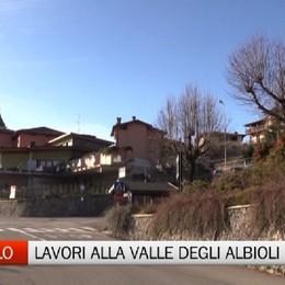 Premolo, la messa in sicurezza della Valle degli Albioli