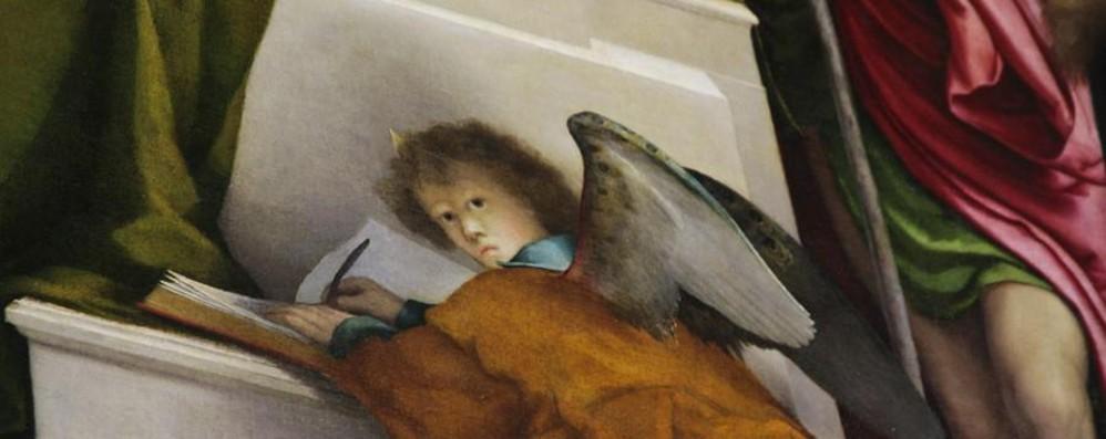 Lorenzo Lotto  scrittore e psicologo