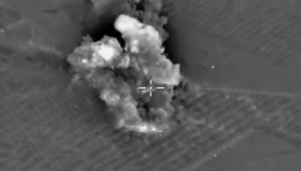 Siria, 'primi raid russi con coalizione'