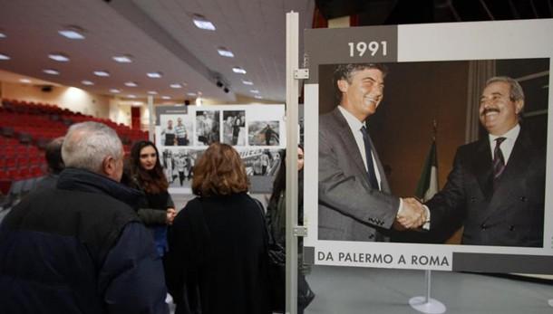 A Napoli mostra su Falcone e Borsellino
