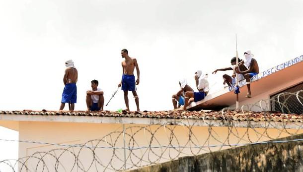 Brasile: rivolta in carcere Bauru