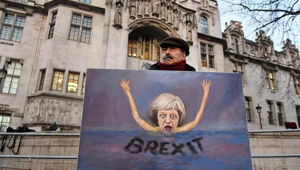 Brexit: Gb,verdetto non blocca uscita Ue