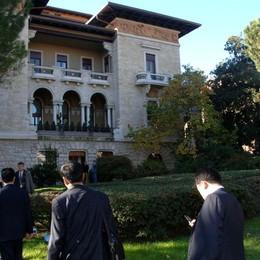La Cina prende casa a Bergamo Villa Flora diventa la Prefettura di Yanbian