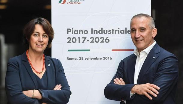 Quirinale: Mattarella riceve vertici FS
